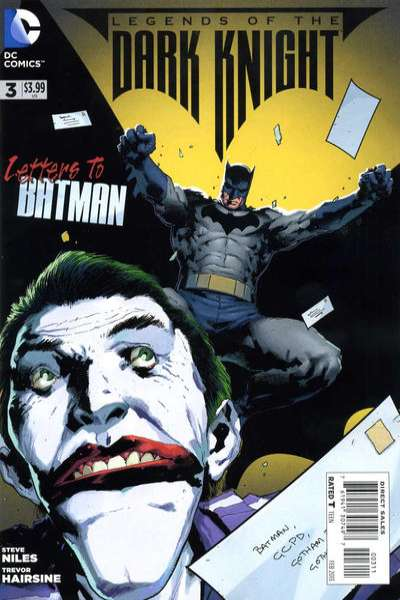 Legends of the Dark Knight #3 comic books for sale