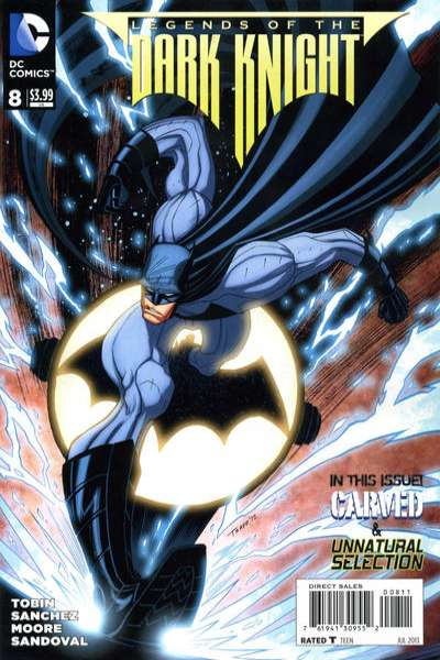 Legends of the Dark Knight #8 comic books for sale