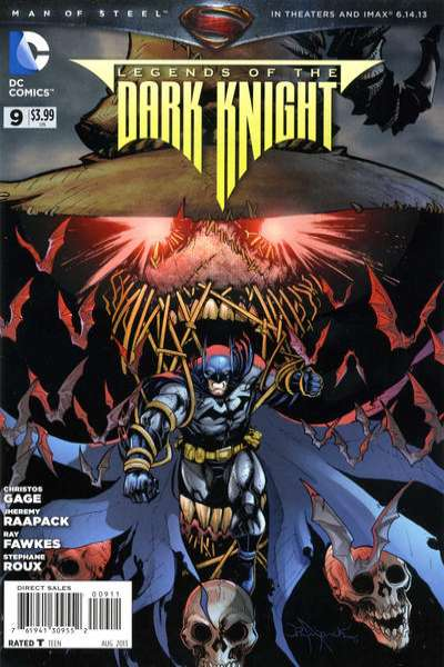 Legends of the Dark Knight #9 comic books for sale