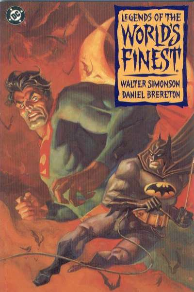 Legends of the World's Finest #2 comic books for sale