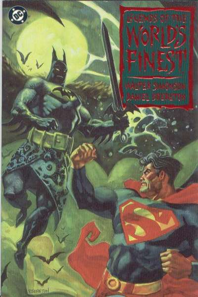 Legends of the World's Finest #3 Comic Books - Covers, Scans, Photos  in Legends of the World's Finest Comic Books - Covers, Scans, Gallery