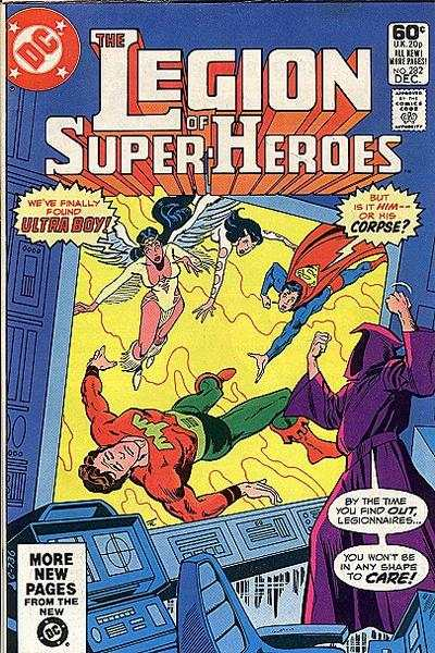 Legion of Super-Heroes #282 comic books for sale