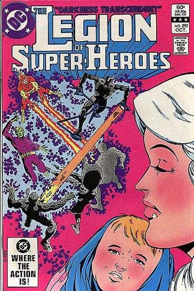 Legion of Super-Heroes #292 comic books for sale