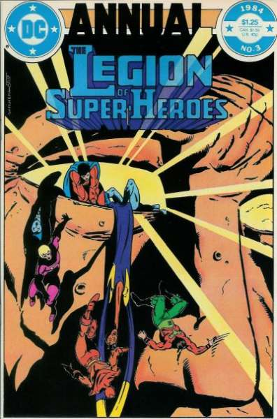 Legion of Super-Heroes #3 comic books - cover scans photos Legion of Super-Heroes #3 comic books - covers, picture gallery