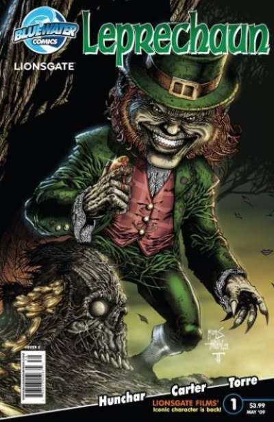 Leprechaun comic books