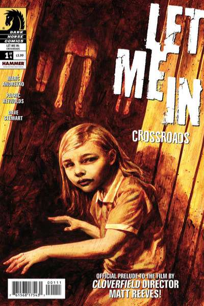 Let Me In: Crossroads comic books