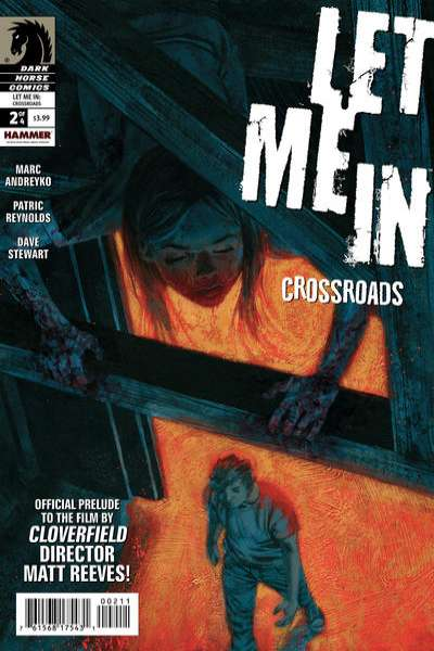 Let Me In: Crossroads #2 Comic Books - Covers, Scans, Photos  in Let Me In: Crossroads Comic Books - Covers, Scans, Gallery