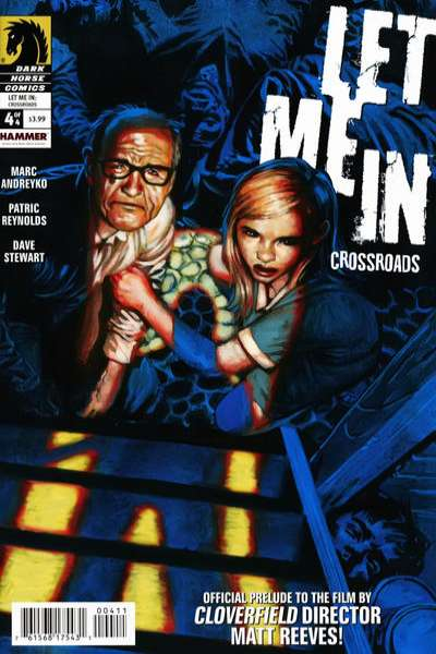 Let Me In: Crossroads #4 comic books for sale