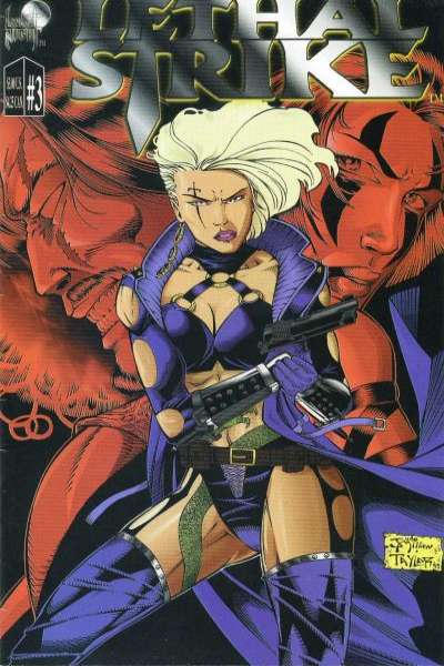 Lethal Strike #3 comic books for sale