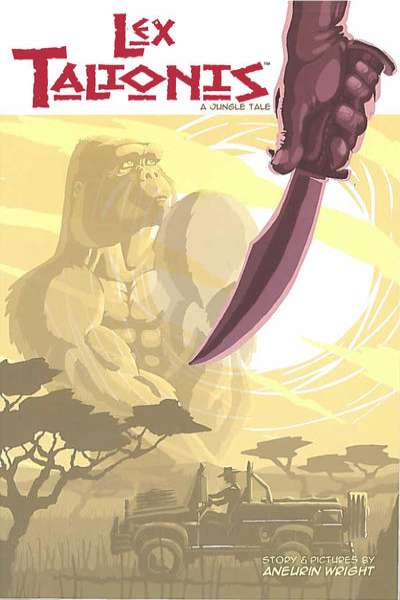 Lex Talionis: A Jungle Tale #1 comic books for sale