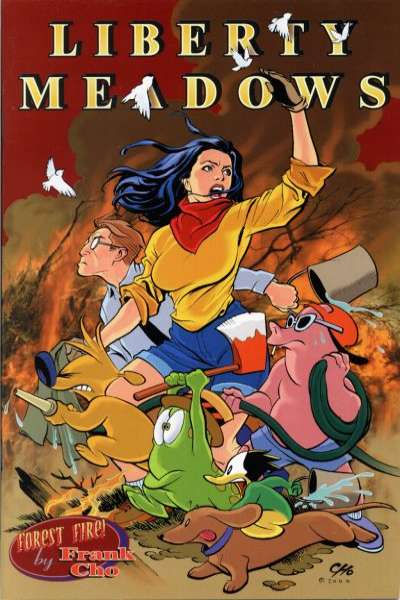 Liberty Meadows #11 Comic Books - Covers, Scans, Photos  in Liberty Meadows Comic Books - Covers, Scans, Gallery