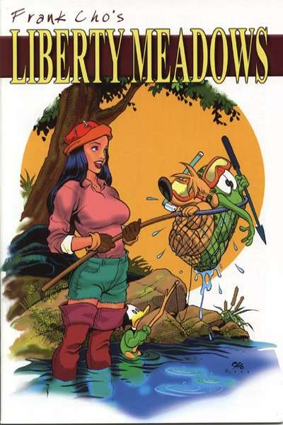 Liberty Meadows #2 comic books for sale