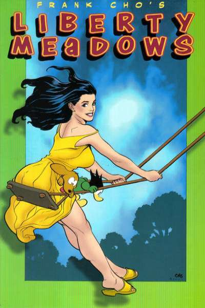 Liberty Meadows #21 Comic Books - Covers, Scans, Photos  in Liberty Meadows Comic Books - Covers, Scans, Gallery