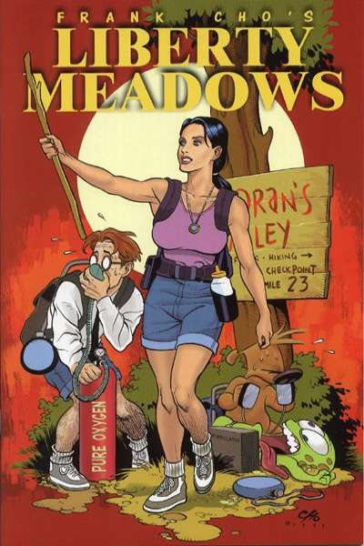 Liberty Meadows #3 comic books for sale