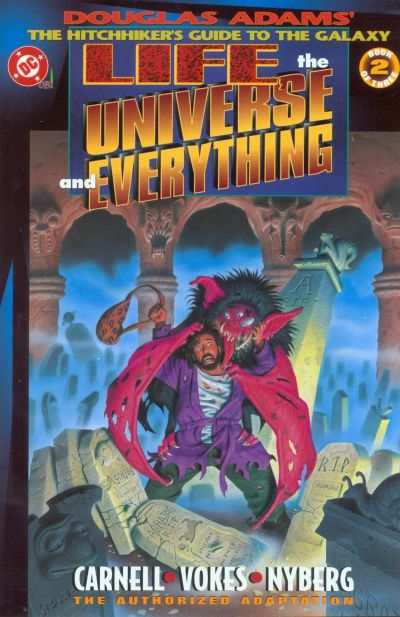 Life: The Universe and Everything #2 Comic Books - Covers, Scans, Photos  in Life: The Universe and Everything Comic Books - Covers, Scans, Gallery