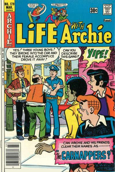Life with Archie #179 comic books for sale