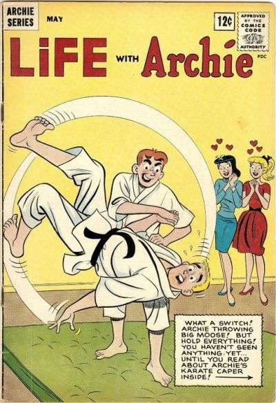 Life with Archie #20 Comic Books - Covers, Scans, Photos  in Life with Archie Comic Books - Covers, Scans, Gallery