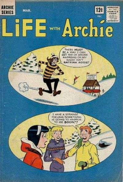 Life with Archie #26 Comic Books - Covers, Scans, Photos  in Life with Archie Comic Books - Covers, Scans, Gallery