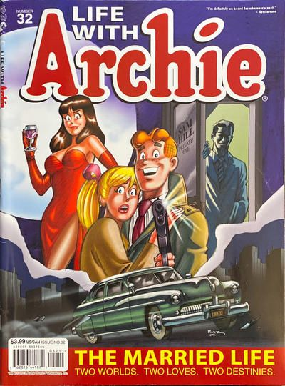 Life with Archie #32 comic books for sale