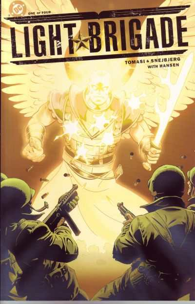 Light Brigade comic books