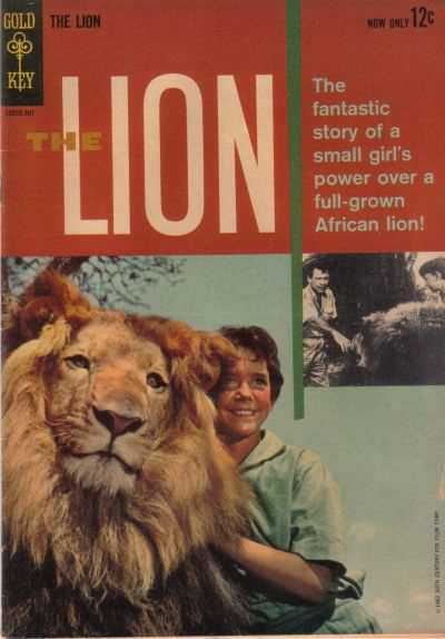 Lion comic books