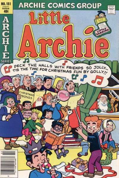 Little Archie #151 comic books for sale
