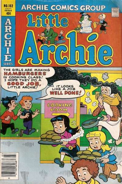 Little Archie #152 comic books for sale