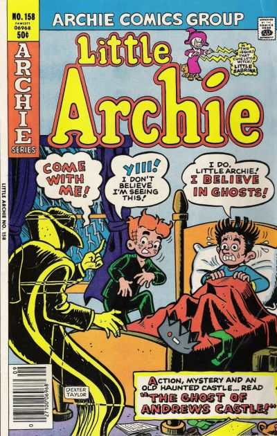 Little Archie #158 Comic Books - Covers, Scans, Photos  in Little Archie Comic Books - Covers, Scans, Gallery