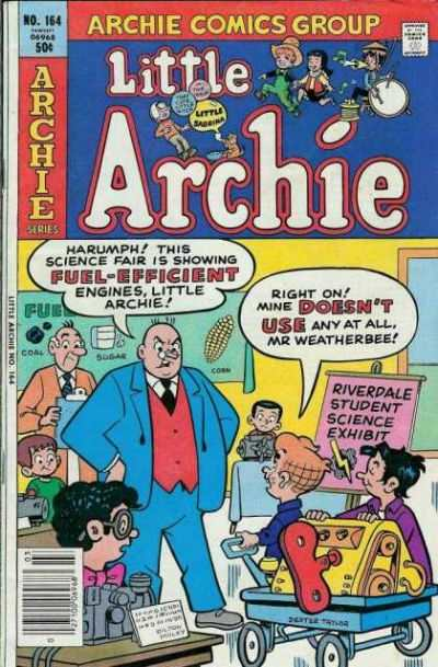Little Archie #164 Comic Books - Covers, Scans, Photos  in Little Archie Comic Books - Covers, Scans, Gallery