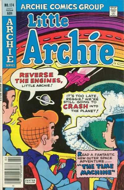 Little Archie #174 Comic Books - Covers, Scans, Photos  in Little Archie Comic Books - Covers, Scans, Gallery
