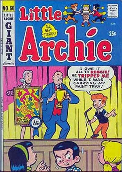 Little Archie #60 Comic Books - Covers, Scans, Photos  in Little Archie Comic Books - Covers, Scans, Gallery