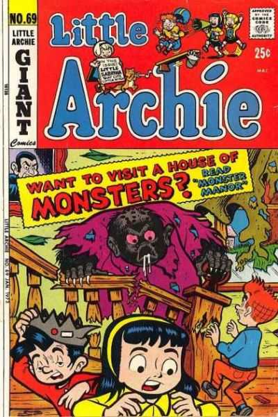 Little Archie #69 comic books for sale