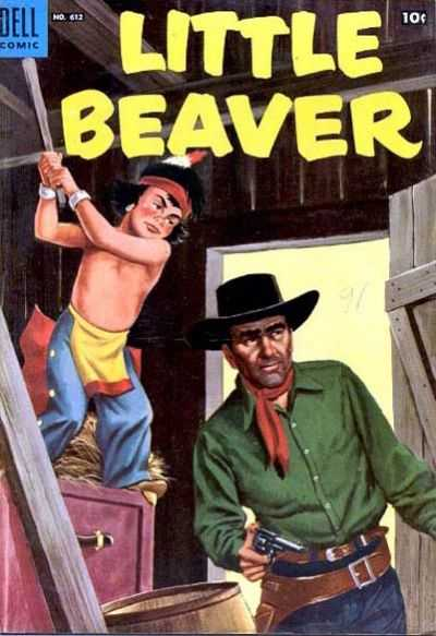 Little Beaver #10 comic books - cover scans photos Little Beaver #10 comic books - covers, picture gallery