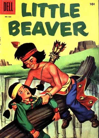 Little Beaver #11 Comic Books - Covers, Scans, Photos  in Little Beaver Comic Books - Covers, Scans, Gallery