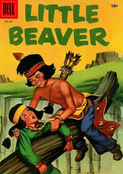 Little Beaver #12 comic books for sale