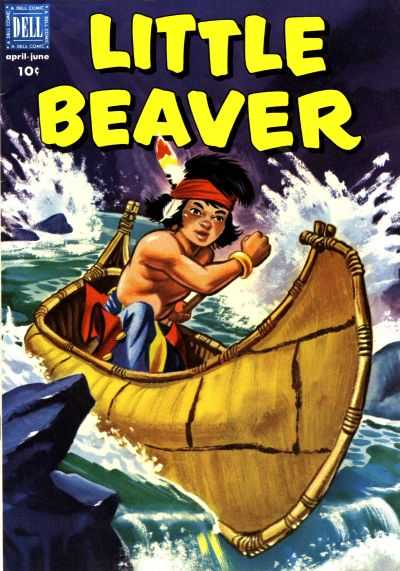 Little Beaver #5 Comic Books - Covers, Scans, Photos  in Little Beaver Comic Books - Covers, Scans, Gallery