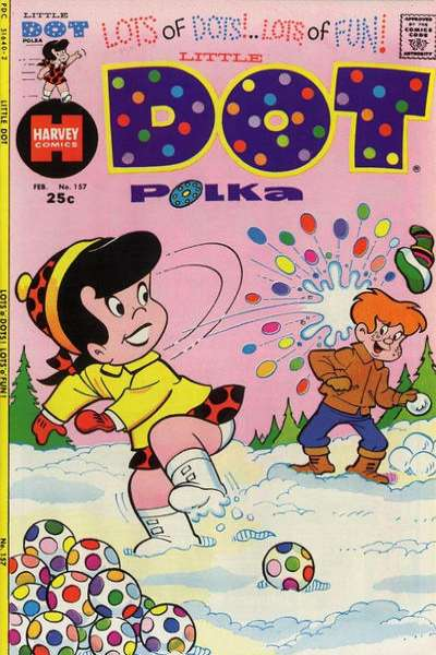 Little Dot #157 Comic Books - Covers, Scans, Photos  in Little Dot Comic Books - Covers, Scans, Gallery
