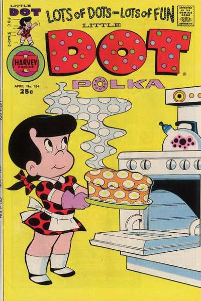 Little Dot #164 Comic Books - Covers, Scans, Photos  in Little Dot Comic Books - Covers, Scans, Gallery