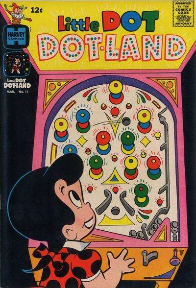Little Dot Dotland #11 Comic Books - Covers, Scans, Photos  in Little Dot Dotland Comic Books - Covers, Scans, Gallery