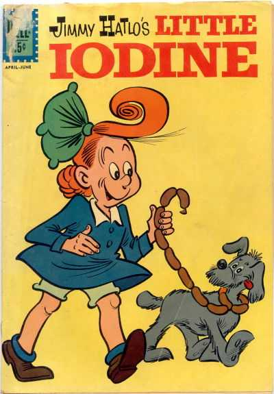 Little Iodine #56 Comic Books - Covers, Scans, Photos  in Little Iodine Comic Books - Covers, Scans, Gallery