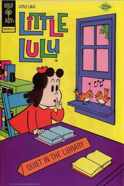Little Lulu #222 Comic Books - Covers, Scans, Photos  in Little Lulu Comic Books - Covers, Scans, Gallery