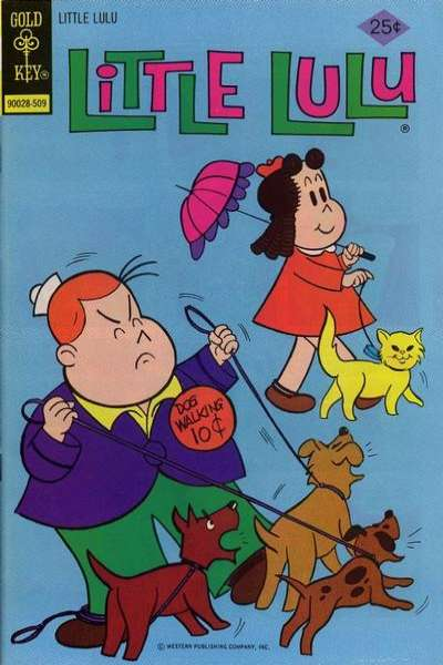 Little Lulu #228 Comic Books - Covers, Scans, Photos  in Little Lulu Comic Books - Covers, Scans, Gallery