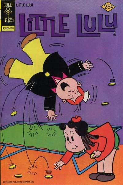 Little Lulu #234 Comic Books - Covers, Scans, Photos  in Little Lulu Comic Books - Covers, Scans, Gallery