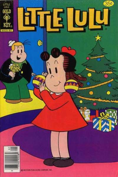 Little Lulu #250 Comic Books - Covers, Scans, Photos  in Little Lulu Comic Books - Covers, Scans, Gallery