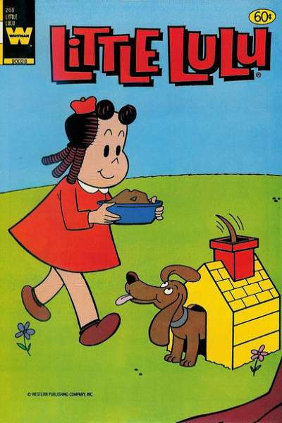 Little Lulu #268 Comic Books - Covers, Scans, Photos  in Little Lulu Comic Books - Covers, Scans, Gallery
