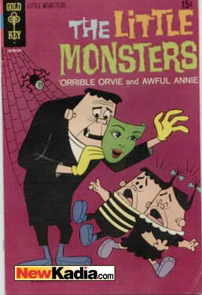 Little Monsters #13 comic books for sale