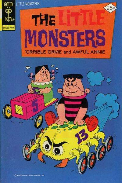 Little Monsters #26 comic books for sale