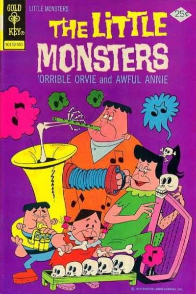 Little Monsters #28 comic books for sale