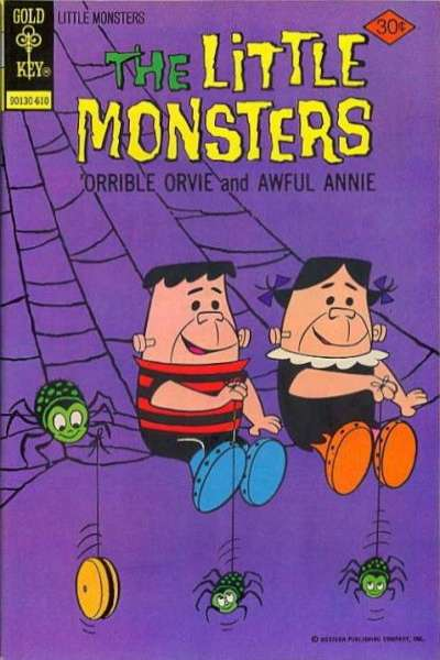Little Monsters #36 Comic Books - Covers, Scans, Photos  in Little Monsters Comic Books - Covers, Scans, Gallery