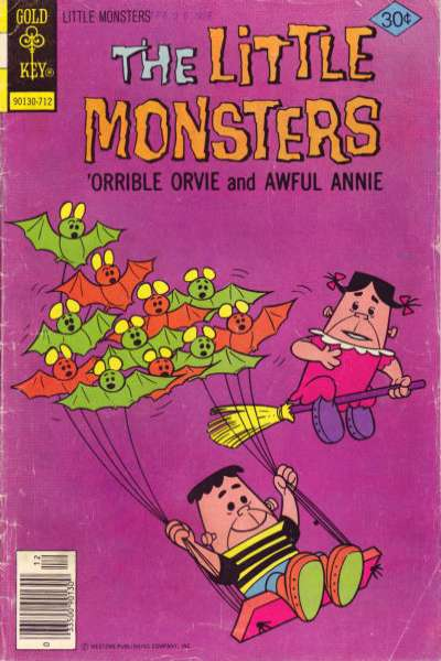 Little Monsters #43 Comic Books - Covers, Scans, Photos  in Little Monsters Comic Books - Covers, Scans, Gallery
